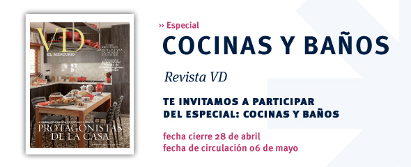 Especial Cocinas y Baños de Revista VD - El Mercurio Media Center El ...