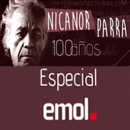 EMOL: Especial 100 años de Nicanor Parra