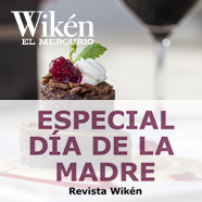 Especial Día de la Madre de Revista Wikén