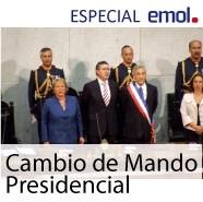 Especial Emol Cambio de Mando Presidencial