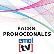 Emol: Packs Promocionales Emol TV