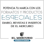 Nueva Presentación de Formatos y Productos Especiales de El Mercurio