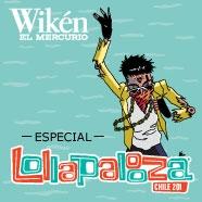Especial Lollapalooza Revista Wikén