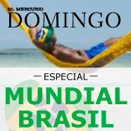 Especial Mundial Revista Domingo