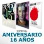 Especial Aniversario 16 Años Revista Sábado