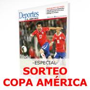 Especial Sorteo Copa América Revista Deportes