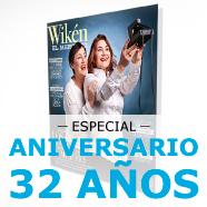 Especial Aniversario 32 Años Revista Wikén