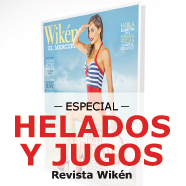 Especial Helados y Jugos Revista Wikén
