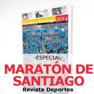Especial Maratón de Santiago Revista Deportes