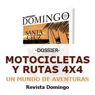 Dossier Motocicletas y Rutas 4×4 Revista Domingo