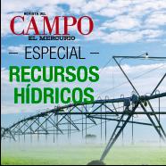 Especial Recursos Hídricos de Revista del Campo