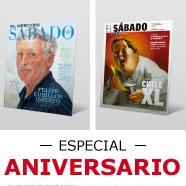 Especial Aniversario Revista Sábado
