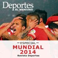 Especial Mundial 2014 Revista Deportes