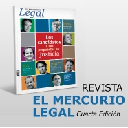 Cuarta Edición Revista El Mercurio Legal