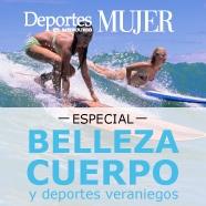 Especial Belleza, Cuerpo y Deportes Veraniegos de Revista Deportes Mujer