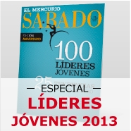Especial Líderes Jóvenes 2013 Revista Sábado