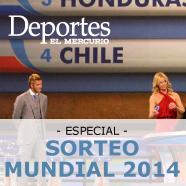 Especial Sorteo Mundial 2014 Revista Deportes