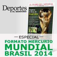 Especial Formato Mercurio: Mundial Brasil 2014