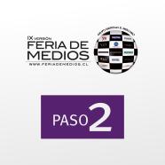 PASO 2: Conoce la Oferta de la IX Feria de Medios