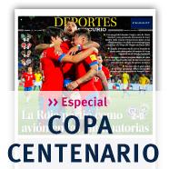 Especial Copa Centenario de Revista Deportes
