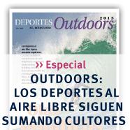 Especial Otdoors de Revista Deportes