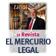 Edición 13 de Revista El Mercurio Legal