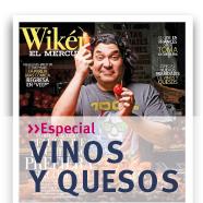 Especial Vinos y Quesos de Revista Wikén
