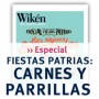 Fiestas Patrias: Carnes y Parrillas de Revista Wikén