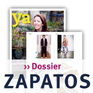 Dossier Zapatos de Revista Ya