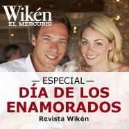 Especial Día de los Enamorados Revista Wikén