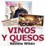 Especial Vinos y Quesos Revista Wikén