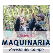 ESPECIAL MAQUINARIA REVISTA DEL CAMPO