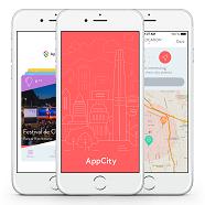 Aplicación móvil AppCity busca revolucionar difusión de actividades municipales
