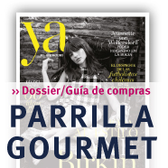 Dossier Parrilla Gourmet Revista Ya