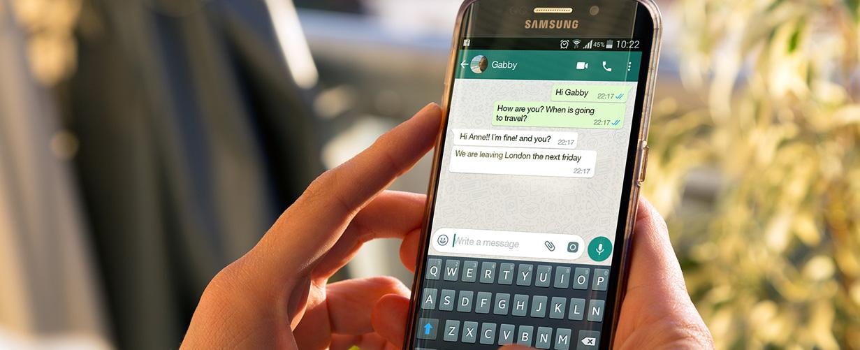 WhatsApp limita los mensajes reenviados