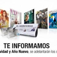 Se adelantan cierres comerciales de revistas!