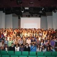 Universidad del Pacífico recibe a sus nuevos alumnos de la Facultad de Comunicaciones 2013