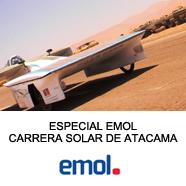 Especial Emol: Carrera Solar Atacama