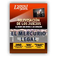 Nueva Edición Revista El Mercurio Legal