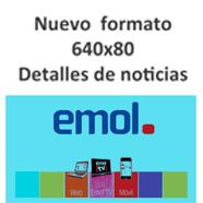Emol presenta su nuevo formato de detalles de noticias