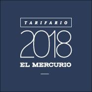 Nuevas Tarifas El Mercurio 2018