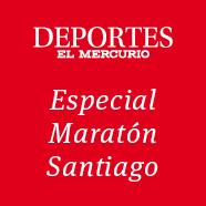 Especial Maratón Santiago Revista Deportes