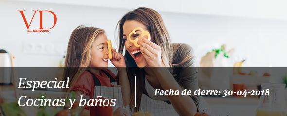 Especial Cocinas y Baños Revista VD - El Mercurio Media Center El ...