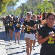 """Más de 3.000 participantes tuvo la """"Nike Women's Race 5K"""" por el Día Internacional de la Mujer"""
