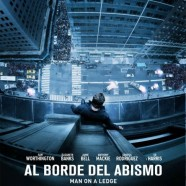 Novedosa acción de publicidad de una película genera expectación en Santiago
