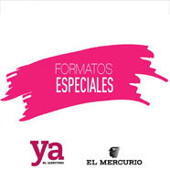 Nueva Presentación de Formatos Especiales Revista Ya