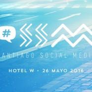 Prepárate para la 5º versión de Santiago Social Media 2016