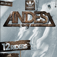 Adidas Andes Freeride Contest desafía a los mejores del mundo