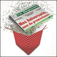 La Segunda anticipa su Aniversario con las Agencias de Medios y Digitales