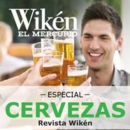 Especial Cervezas Revista Wikén
